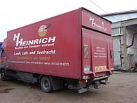 Фургон (кузов мебельный)