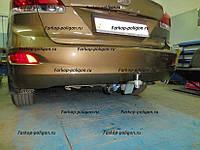 Фаркоп Toyota Venza с 2008-2012 г.