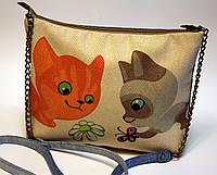 Детская сумочка клатч
