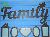 Фоторамка Family