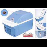 Автомобильный холодильник термоэл. на 16 л./ DC 12V / 46W
