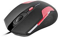 Проводная игровая мышь Defender Warhead GM-1110 оптика,6кнопок,800-2000dpi