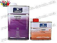 Акрил-полиуретановый лак Roberlo 150HS (1л) + отвердитель P5000 (0,5л)