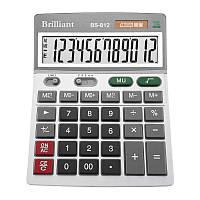 Калькулятор бухгалтерский Brilliant BS-812