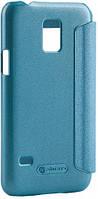 NILLKIN Samsung G800/S-5 mini - Spark series (Blue)