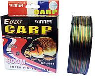 Леска Winner Original Expert Carp  300м   0,60мм