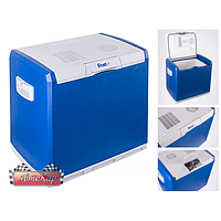 Автомобильный холодильник Froster на 28 л. / DC 12V/220V / 46W