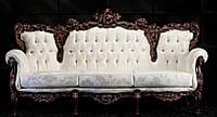 """Новый комплект мягкой мебели из Италии.Барокко.  Рококо """"Veneziano"""". Цена указанна в описании."""