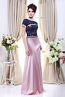 Нарядное вечернее платье V6718