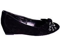 Туфли женские на танкетке