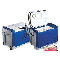 Автомобильный холодильник Froster на 40 л. / DC 12V/220V / 42W