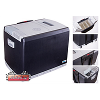 Автомобильный холодильник Froster на 44 л. / DC 12V/220V / 42W