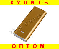Купить оптом Power Bank Xiaomi портативная зарядка 16000mah -- Gold