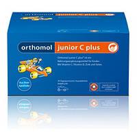 Витаминный комплекс для повышения иммунитета у детей с витамином С (Orthomol Junior C plus) 30 жевательных таб