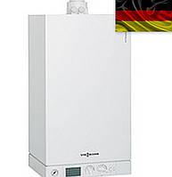Котел газовый конденсационный двухконтурный Viessmann Vitodens - 100w 35 Квт