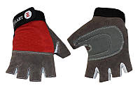 Перчатки для фитнеса женские ZEL BC-3544 (PL, PVC, р-р 4XS-L)