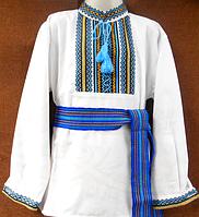 """Детская вышиванка для мальчика """"Ремир"""". Вышиванки. Детская одежда. Этническая одежда детская"""