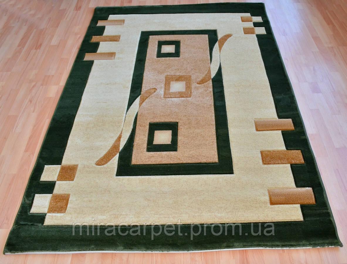 Рельефные резные ковры Heat Set