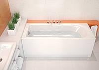 Акриловая ванна 150-160-170 Cersanit Flawia, прямоугольная , фото 1
