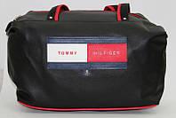 """Женская модная сумка """"Tommy Hilfiger"""" 148 черный"""