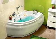 Акрилова ванна 140-150-160 Cersanit JOANNA, асиметрична, фото 1
