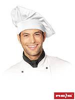 Колпак для повара (поварская шапка) CZCOOK-WRZ W
