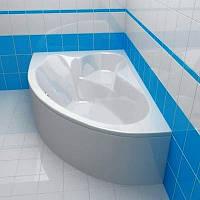 Акриловая ванна 153 Cersanit KALIOPE, ассиметричная, фото 1