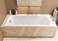 Акриловая ванна 150-160-170 Cersanit Korat, прямоугольная , фото 1