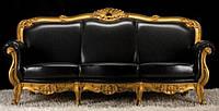 """Новый комплект мягкой мебели из Италии.Барокко Рококо """" Siviglia"""". Цена указанна в описании."""
