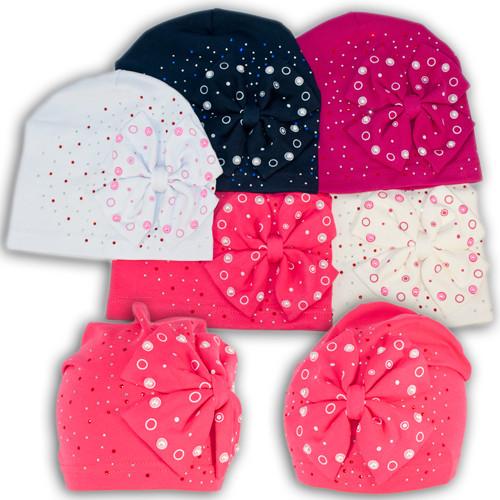 Трикотажные шапочки от польского производителя Boska