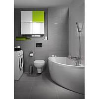 Акрилова ванна 140-150 Cersanit NANO, асиметрична, фото 1
