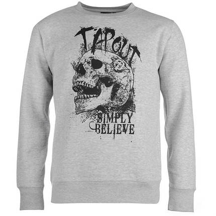 Кофта Tapout Crew Sweater Mens, фото 2