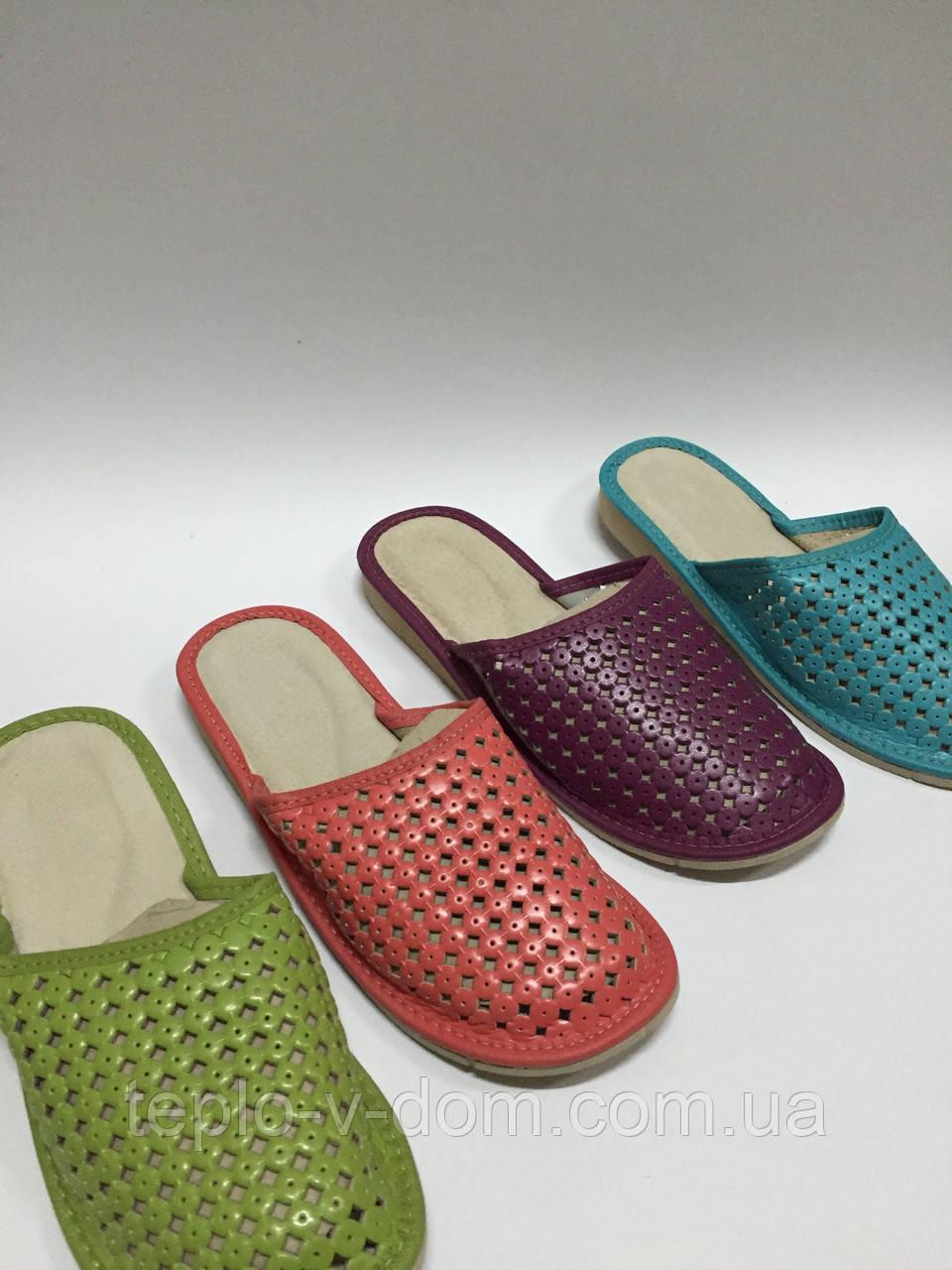 Тапочки  женские  , фото 1