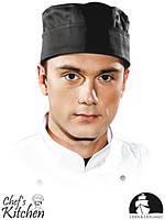 Короткий поварской колпак из серии Chef's Kitchen LH-SKULLER B