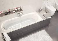 Акриловая ванна 140-150-160-170 Cersanit OCTAVIA, прямоугольная , фото 1