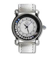 Женские часы с кристаллами Сваровски Swarovski Crystal Watch