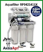 Система обратного осмоса   с насосом Aquafilter RP9421411X