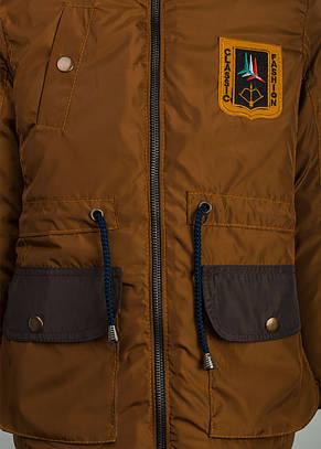 """Стильная качественная демисезонная куртка """"Спорт"""" на мальчика., фото 2"""