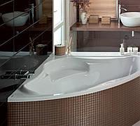 Акриловая ванна 140-150 Cersanit VENUS, симетричная, фото 1