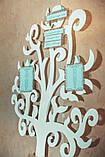 Дерево для пожеланий (60см.) заготовка для декупажа и декора, фото 4