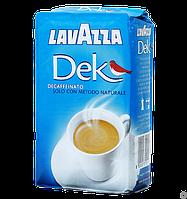 "Итальянский кофе без кофеина ""Lavazza"" Dek 250 г"