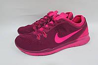 Кроссовки женские Найк Free 5.0 (704697-660) фиолетовые с малиновым код 0225А