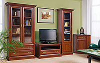 Недорогая модульная мебель для гостиной Кантри Мир Мебели / Гарна вітальня Кантрі