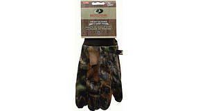 Перчатки Mossy Oak Mesh Hunting Gloves - BREAK-UP MO-GLVOB-SM