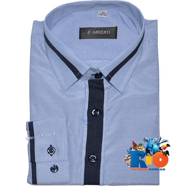 Рубашка с длинным рукавом арт.289А , для мальчика (р-р 29-36)