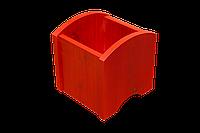 Цветник для горшечных растений арочный (оранжевый)