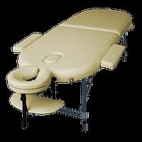 Легкий массажный стол TES Art of Choice  складной переносной трехсекционный