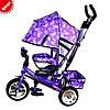 Велосипед детский трехколесный Profi Trike Stroller 0448.