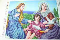 Схемы для вышивания бисером А3 (на атласе) Свята Родина