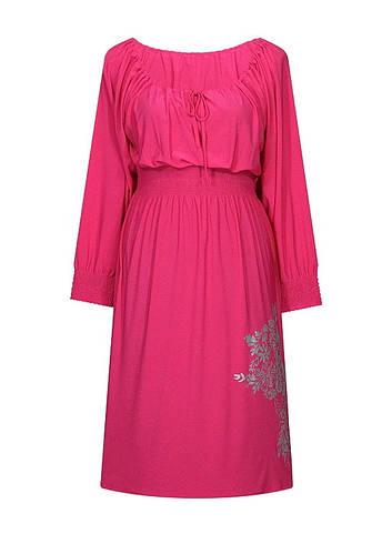 Длинное платье на резинке Маринка